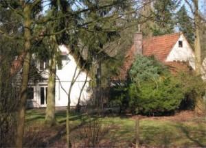 Oostenrijkse woning in Schuttersbosch